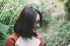 IMG_0897 (Haru2212) Tags: girl ngoàitrời người lightroom nature natural naturalbeauty canon sunday canon450d smile magic vietnamese lavender chân dung cây