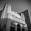 Tulsa Union Depot (TheAgeOfAnalog) Tags: mamiya c330 s professional tlr twin lens reflex tulsa union depot black white bw across fuji 100asa lightroom sekor 55mm f45 rodinal 150 135 epson v600 downtown jazz yello filter yellow