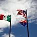 Flags Flying Over the Arizona-Sonora Desert Museum