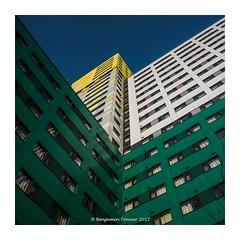 U P (frattonparker) Tags: btonner lightroom6 nikond810 raw tamron28300mm frattonparker portsmouth building university accomadation