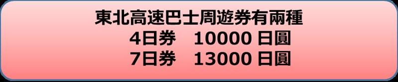 『日本。交通』 東北高速巴士周遊券 搭巴士玩東北全攻略|訪日外國旅客限定 日本東北六縣 60條長途高速巴士路線無限搭乘的票券,深入新幹線、電車都到不了的溫泉勝地、各種秘境景點。|東北高速巴士周遊券 一起搭巴士玩東北四天三夜輕旅行。