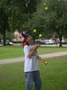 The Five Ball Juggle (swong95765) Tags: juggle man talent balls juggling five coordination practice