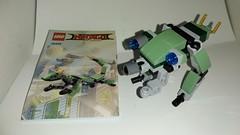 Green Dragon Mini Mech SSC (Artasid) Tags: