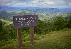 Three Knobs (Beaman Photography) Tags: blueridgeparkway mountains threeknobsoverlook scenery nature landscapes
