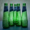 5 green bottles!! (Wendy:) Tags: bottle green ocf glass strobe 580exii backlit odc empty