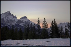 are the days really getting longer (zawaski) Tags: zawaski©2018 alberta beauty naturallight canada noflash canmore ambientlight rockymountains calgary love canonefs55250mmf456isstm copy rite © re