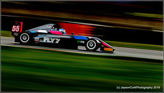 Jamie Chadwick (JaysonCork) Tags: jamie chadwick racing brdc formula 3 three jayson cork photography snetterton car panning blur speed fast motion effect