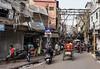 Lets go!  Allons-y! (M. Carpentier) Tags: inde rue street india electricity électricité busy