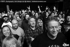 2017 Bosuil-Het publiek bij The Road Home en Vandenberg's Moonkings 10-ZW
