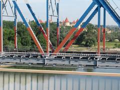 Dniester River Bridge (D-Stanley) Tags: bridge dniester river bender transnistria moldova tighina fortress
