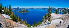 Crate Lake (ValeTer_) Tags: nikond5000 craterlake nationalpark oregon usa lake