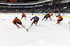 "Kansas City Mavericks vs. Colorado Eagles, December 16, 2017, Silverstein Eye Centers Arena, Independence, Missouri.  Photo: © John Howe / Howe Creative Photography, all rights reserved 2017. • <a style=""font-size:0.8em;"" href=""http://www.flickr.com/photos/134016632@N02/38255738085/"" target=""_blank"">View on Flickr</a>"