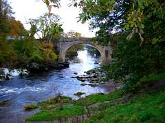 Devil's Bridge, Kirkby Lonsdale, Cumbria (Diepflingerbahn) Tags: devilsbridge kirkbylonsdale cumbria bridge riverlune historiclandmark architecture