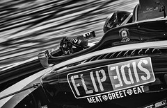 Flip side (speedcenter2001) Tags: 48 andretti mazda indy lights flipside motorsports roadamerica roadcourse roadracing monochrome blackandwhite noiretblanc schwarz weiss glove cockpit nikon105mmf25ai manualfocus sep2 silverefexpro2 silverefex d500 panning motion speed elkhart elkhartlake wisconsin autosport burger