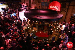 dé netwerkborrel bij dean one @ ICT Winterfair 2017