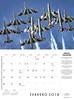 Febrero 2018 (Ismael Jorda) Tags: calendario fotografía aeronáutica calendar aviation photo ismaeljorda airbus freccetricolori skyraider f18 hornet a330 patrullaaspa saab gripen tigre f22 raptor patrouillesuisse c101 claex night landing approach