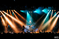 Behemoth - live in Warszawa 2017 fot. Łukasz MNTS Miętka-50