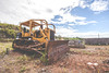 Coastal Cat (chrissomos) Tags: costarica travel vacation caterpillar heavyequipment bulldozer tractor