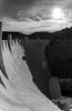 Arizona from Nevada (Pylou_astro) Tags: usa etatsunis hoover dam arizona nevada noir blanc black white barrage