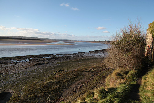 SWCP: River Taw twrds Westward Ho!