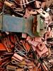 composición improvisada (martineugenio) Tags: materiales hierro estructura abstract color colour oxido