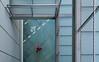 Renzo Piano. Centro Botin #24 (Ximo Michavila) Tags: renzopiano centrobotin santander cantabria spain ximomichavila architecture archdaily archiref archidose urban metal graphic minimal abstract geometry people alone museum