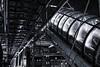 Ossature et Tubulure (Jean Ka) Tags: france frankreich paris rivedroite modern moderne architecture gerüst gerippe rohr tube baukunst europe photo foto photography