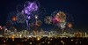 Happy New Year 2018. (Aglez the city guy ☺) Tags: happy2018 allapattah nitephotografy fireworks city clouds cityscapes outdoors unitedstates