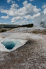 Lion Heart (string_bass_dave) Tags: liongeyser geyser usa thermalspring blue wy heartspring nationalpark thermal yellowstonenationalpark unitedstates yellowstone geothermal flickr wyoming us