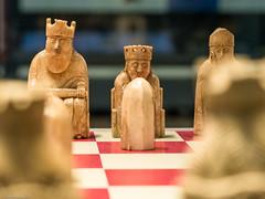 Chessmen (ceeko) Tags: 2017 bloomsbury england london olympusem1ii exhibit museum unitedkingdom chesspieces britishmuseum