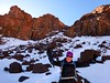 A happy Edita after descending the difficult bit (markhorrell) Tags: morocco highatlas atlasmountains akioud