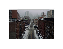 Chinatown (mgiachetti) Tags: ny newyork nyc color chinatown city street snow streetphotography usa america people photography architecture