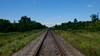 Железная дорога в деревне (Pavel888) Tags: ржд rzd россия russia деревня