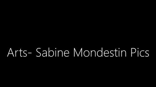 Video Art Work of Sabine Mondestin