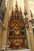 Maria Am Gestade Details (Laura K Bellamy) Tags: vienna maria am gestade cathedral cathedrals churches europe austria gothic architecture travel