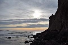 Rocky outcropping (marensr) Tags: ocean landscape seascape rock water sky pacific roads end oregon coast