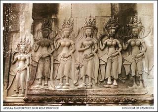 postcard - Angkor Wat, Cambodia 6