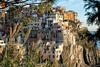 Close up on the village of Manarola in the Cinque Terre - Liguria - Italy (PascalBo) Tags: nikon d500 europe italia italie italy liguria ligurie laspezia cinqueterre nationalpark parcnational manarola outdoor outdoors pascalboegli