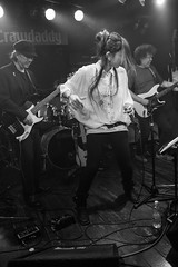 カルメンマキ & OZ Special Session at Crawdaddy Club, Tokyo, 07 Jan 2018 -00577