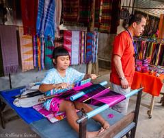 Pas née sous la même étoile 1 (TravelerRauni) Tags: asie continentsetpays enfants personne thaïlande
