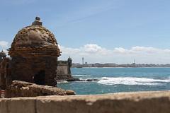 History (Erik Iovich) Tags: cádiz spain españa coast cost sea mar castle castillo andalucia