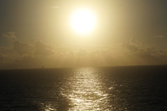 "Sunrise Near Grand Cayman • <a style=""font-size:0.8em;"" href=""http://www.flickr.com/photos/28558260@N04/38985923651/"" target=""_blank"">View on Flickr</a>"