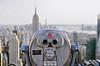 seeing through the concrete jungle (marin.tomic) Tags: nyc ny newyork newyorkcity city urban skyline empirestatebuilding usa rockefellercenter nikon d90 travel traveler