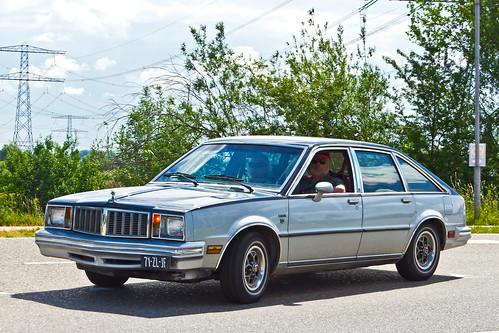 Pontiac Phoenix LJ Hatchback 1982 (2183)