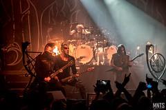 Behemoth - live in Warszawa 2017 fot. Łukasz MNTS Miętka-52