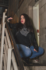 115 (Fearless Zombie) Tags: downtownseattle jessicajones marvel marvelcinematicuniverse marvelnetflix marvelcosplay netflixjessicajones netflixoriginal netflixoriginaljessicajones seattle cosplay
