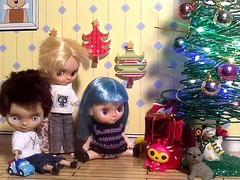 Flickr Advent Group; and Toy-in-the-Frame Thursday