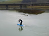 Paddleboarder (Malcolm Bull) Tags: 20171222paddleboard0006edited1web include river adur stand up paddle board sup starboard all star