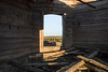 On the Belltower. (Oleg.A) Tags: ruined autumn sunny penzaregion russia church nature outdoor rural materials villiage countryside abandoned building ancient colorful orthodox sunset architecture evening wood yellow destroyed old outdoors penzenskayaoblast ru