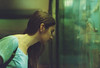 (Lena Kanshyna) Tags: museum girl indoor portrait longhair lovely cozy ukraine kanshyna kyiv kodakgold zenite zenitphoto zenit film filmphoto 35mm 35mmphotography analogue analog beautiful beautifulgirls